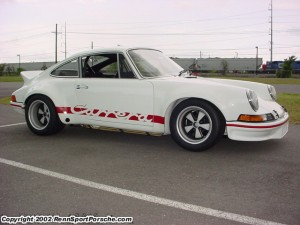 1973 RS 2.7 Lightweight 911 360 0196